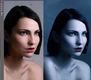 Kurz Jak na retuš portrétu od A po Z - Adobe Lightroom