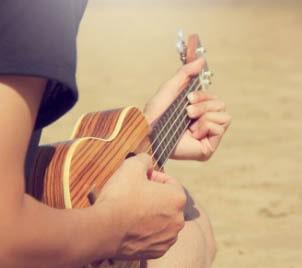 Kurz hry na ukulele pro začátečníky