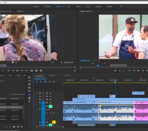 Kurz stříhání videa v Adobe Premiere CC 2020