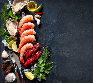 Kurz vaření s michelinským kuchařem - mořské plody