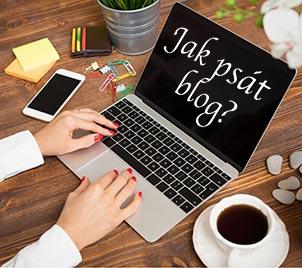 Kurz Jak psát blog