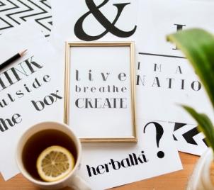Expres kurz letteringu pro začátečníky