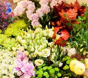 Kurz floristiky (aranžování květin) v Praze
