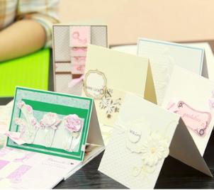 Kreativní kurz Cardmakingu - výroba přáníček
