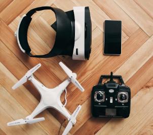Kurz létání s drony DJI v Praze