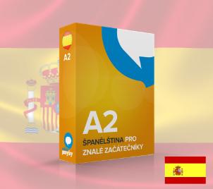 Online kurz Španělštiny pro znalé začátečníky A2