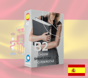Online kurz obchodní španělštiny B2