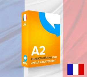 Francouzština pro znalé začátečníky A2