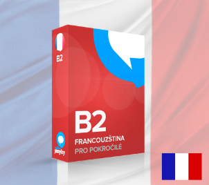 Francouzština pro pokročilé B2 (DELF B2)
