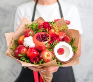 Kurz výroby jedlé kytice