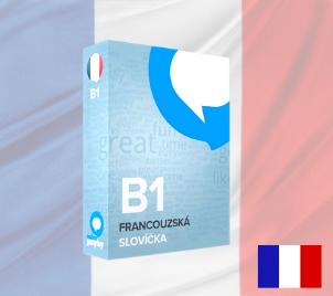 1000 francouzských slovíček pro B1