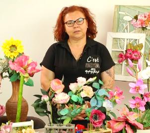 Kurz výroby květin z foamiranu