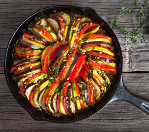 Kurz vaření francouzské kuchyně v Praze