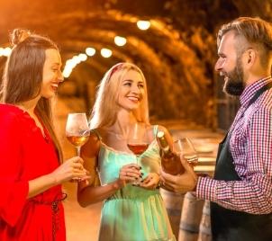 Vinařský kurz s ochutnávkou vín v Praze