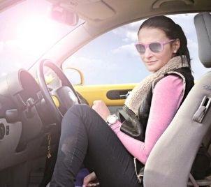 Kurz bezpečné jízdy FOR LADIES v Mostě