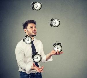 Kurz time managementu - Kdo mi krade čas