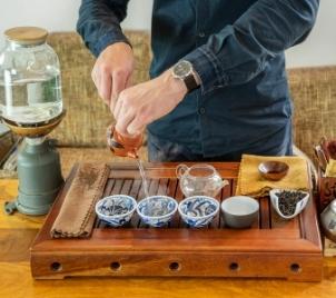 Online čajový kurz s vítězem Tea Master Cupu