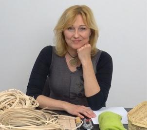 Online workshop Pletení z pedigu - košík dlouhánek