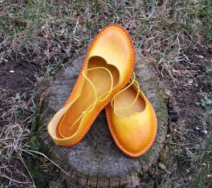 Kurz šití bot pro začátečníky (balerínky)