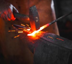 Zážitkový kovářský kurz (celodenní)