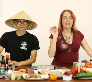 Kurz vaření Báječné sushi recepty pro každého