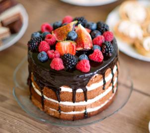 Kurz pečení a zdobení dortů v Praze