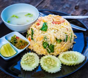 Kurz vaření thajské kuchyně s Ola Kala v Praze