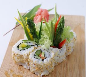 Kurz přípravy sushi u vás doma