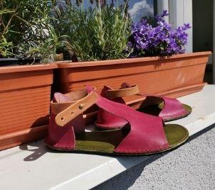 Kurz šití letních bot pro zkušené - ebook