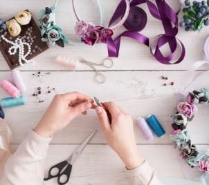 Kurz Chainmaille - výroba šperků z drátků a korálků