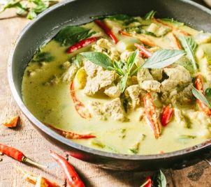Kurz vaření Thajské kuchyně v Praze
