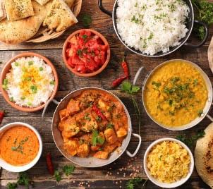 Kurz vaření Indické kuchyně v Praze
