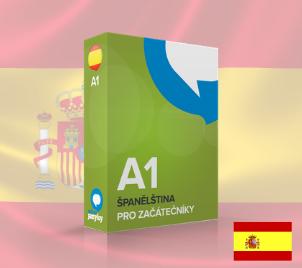 Online kurz Španělštiny pro začátečníky A1