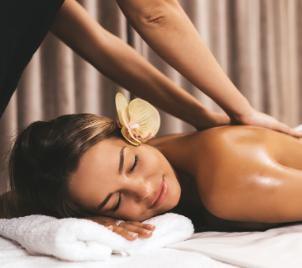 Masérský kurz Relaxační masáž