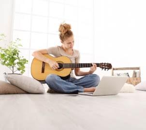 Hudební kurz Kytarové kolovrátky