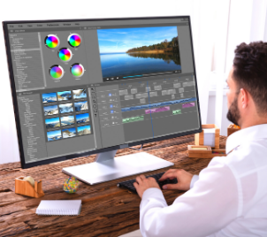 Postprodukce a střih videa v Adobe Premiere Elements