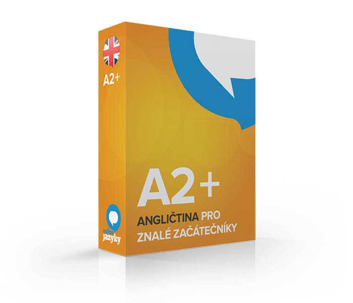 Angličtina pro znalé začátečníky A2+ (Cambridge KET)