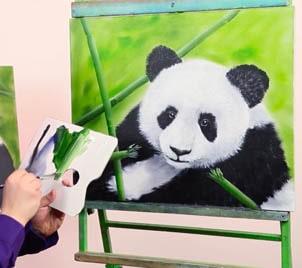 Kurz jak malovat zvířata pro začátečníky