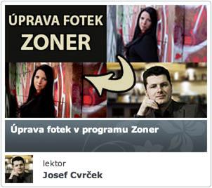 Úprava fotek Zoner